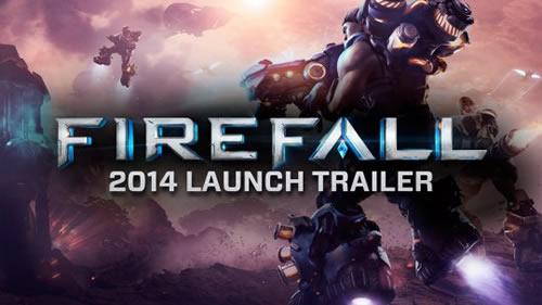 网络游戏Firefall火瀑