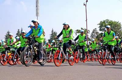 共享单车首获交通运输部支持
